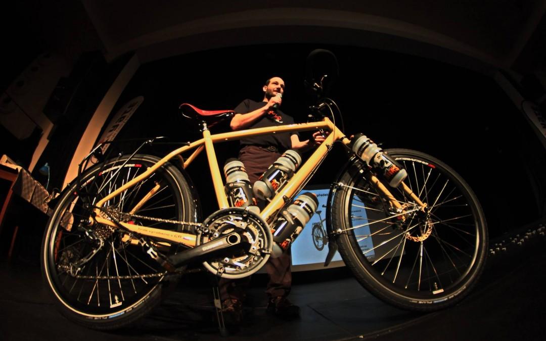 Představení UB.bike na Festivalu cyklocestování