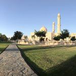 Mešita ve městě Salalah.