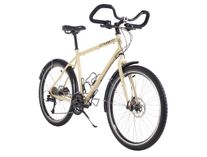 České cykloturistické a expediční kolo UB.bike