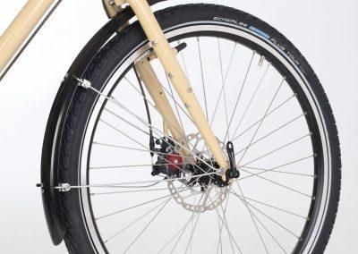 Přední pevná vidlice UB.bike