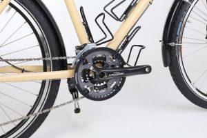 pořádné kliky s integrovanou osou jsou základem našeho kola